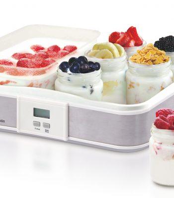 Как без труда сделать домашний йогурт в йогуртнице