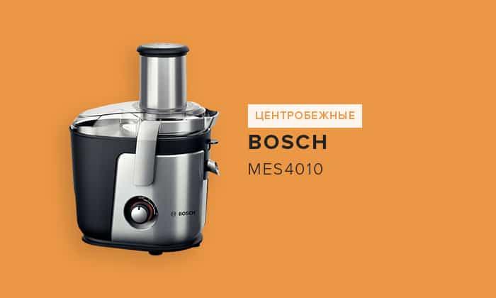 Bosch MES4010