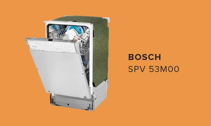 Bosch SMV 53m00