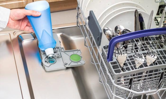 Coль для посудомойки