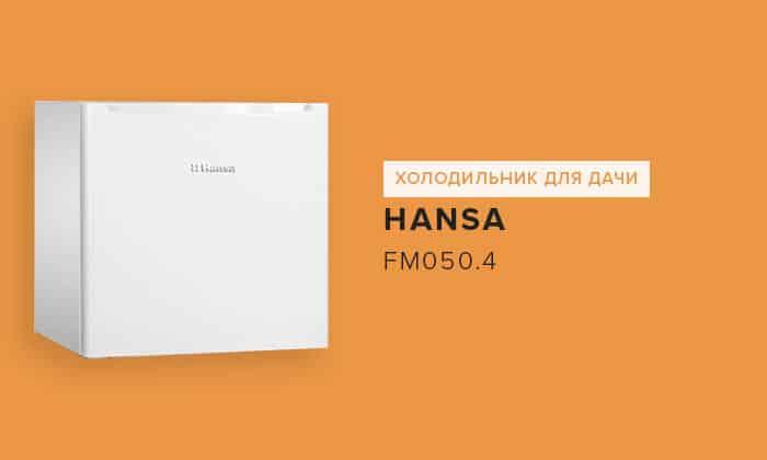 Hansa FM050.4