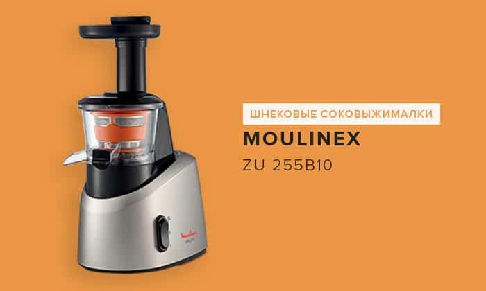 Moulinex ZU 255B10