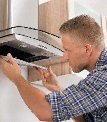 Как отремонтировать кухонную вытяжку своими руками
