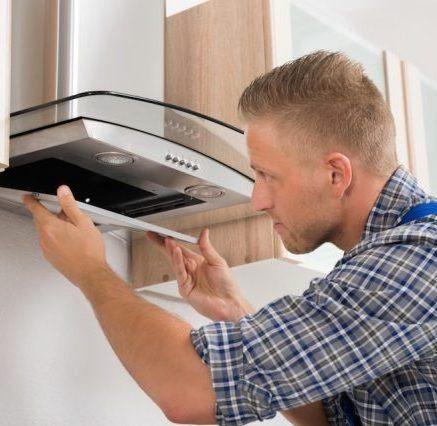Ремонт вытяжки кухонной своими руками 52