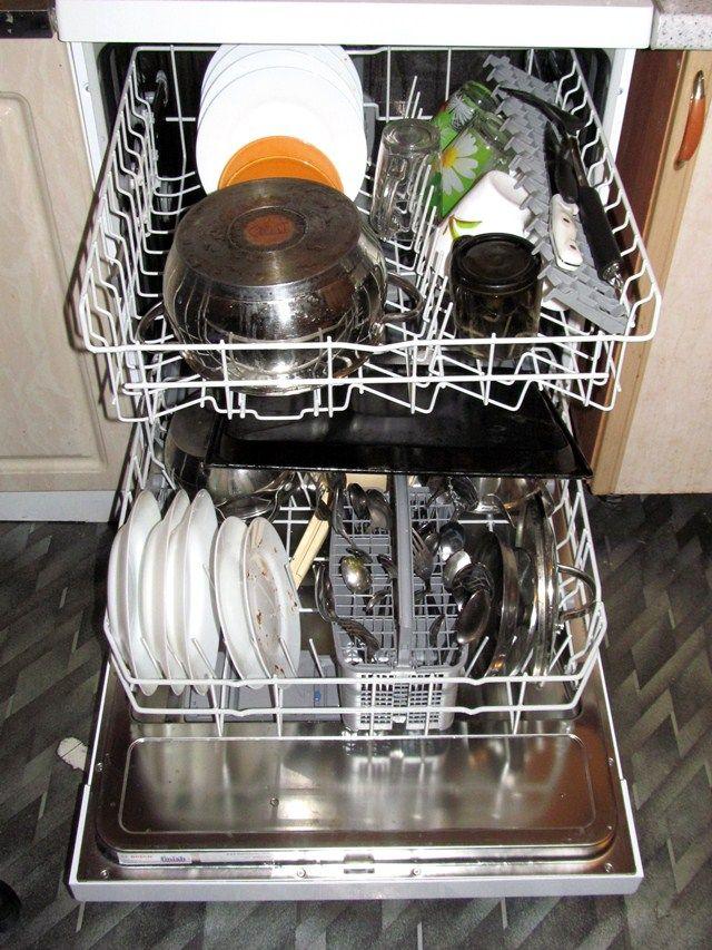 Как сделать для посудомоечной машины в домашних условиях 277