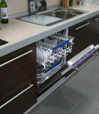 Как правильно разместить посудомоечную машину на кухне