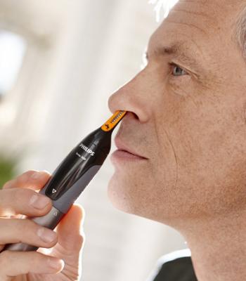 Как выбрать универсальный триммер для ушей, носа и бровей
