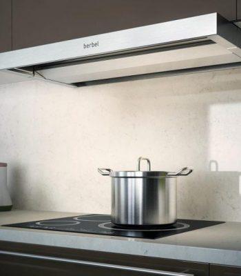 Как самостоятельно установить встраиваемую вытяжку на кухне