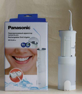 Ирригатор для полости рта Панасоник: обзор лучших моделей