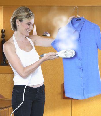 Как выбрать пароочиститель для одежды
