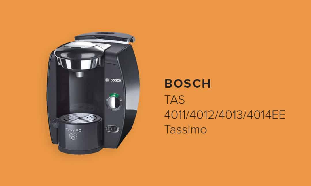 Кофемашина Bosch TAS 4011/4012/4013/4014EE Tassimo