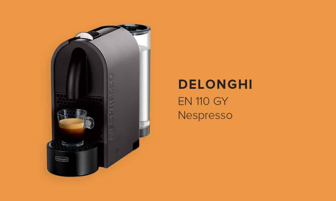 Лучшая капсульная модель кофемашины Delonghi Nespresso EN110GY