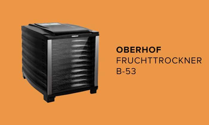 Oberhof Fruchttrockner В-53
