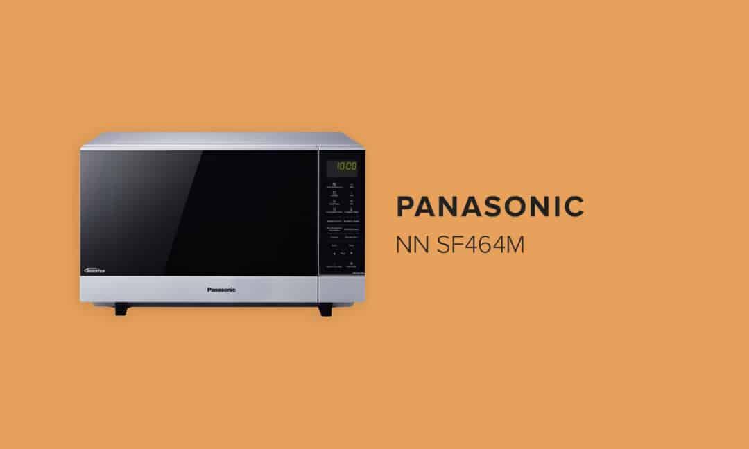 Микроволновая печь гриль Panasonic NN-CD565BZPE