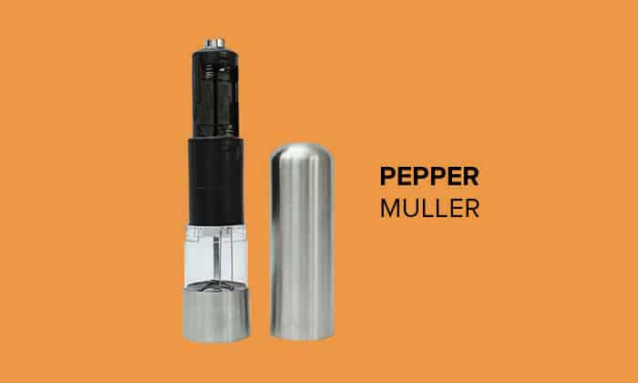 Pepper Muller