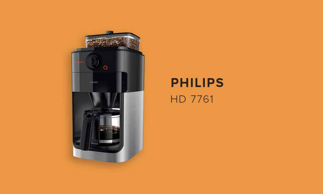 Капельная кофеварка Philips HD7761