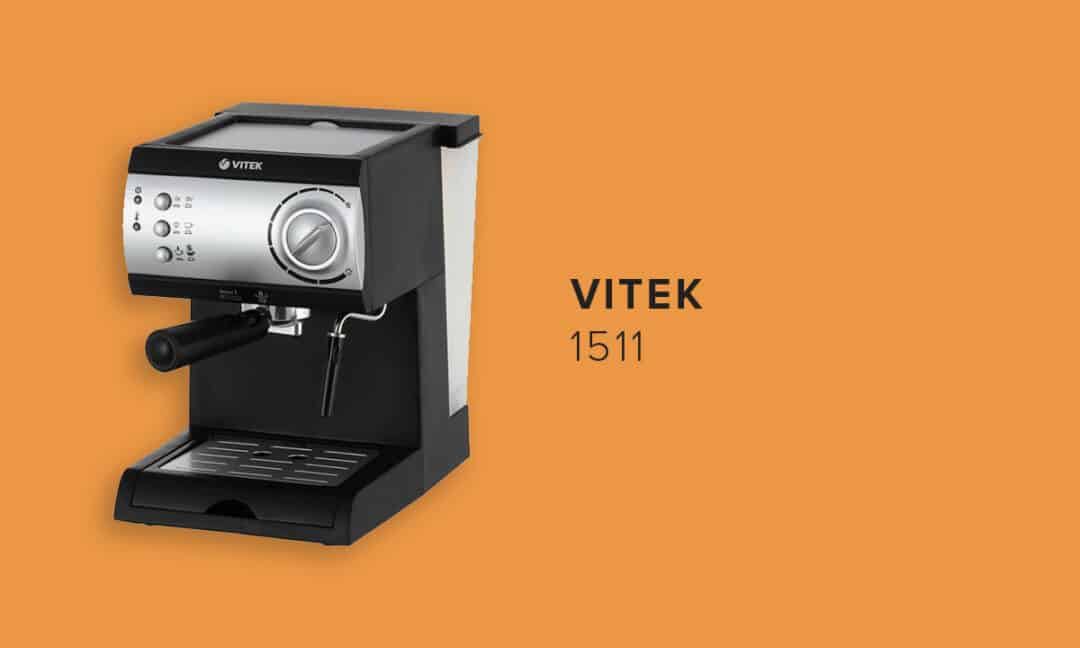 Модель кофеварки рожковой Vitek VT-1511