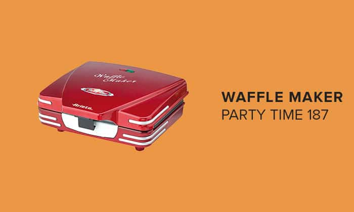Waffle Maker Party Time 187