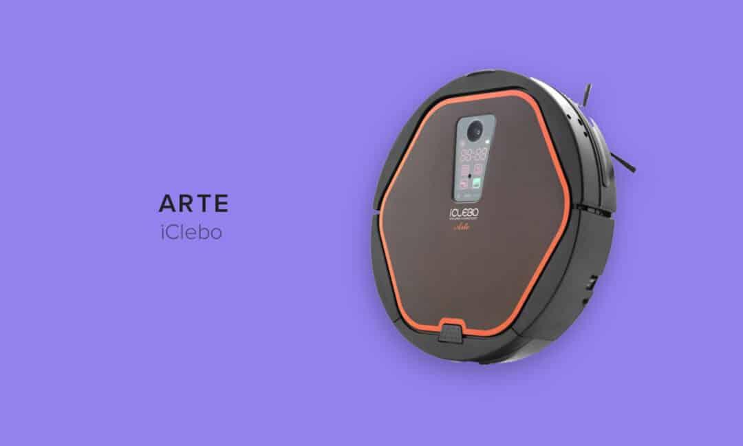 Модель пылесоса Arte