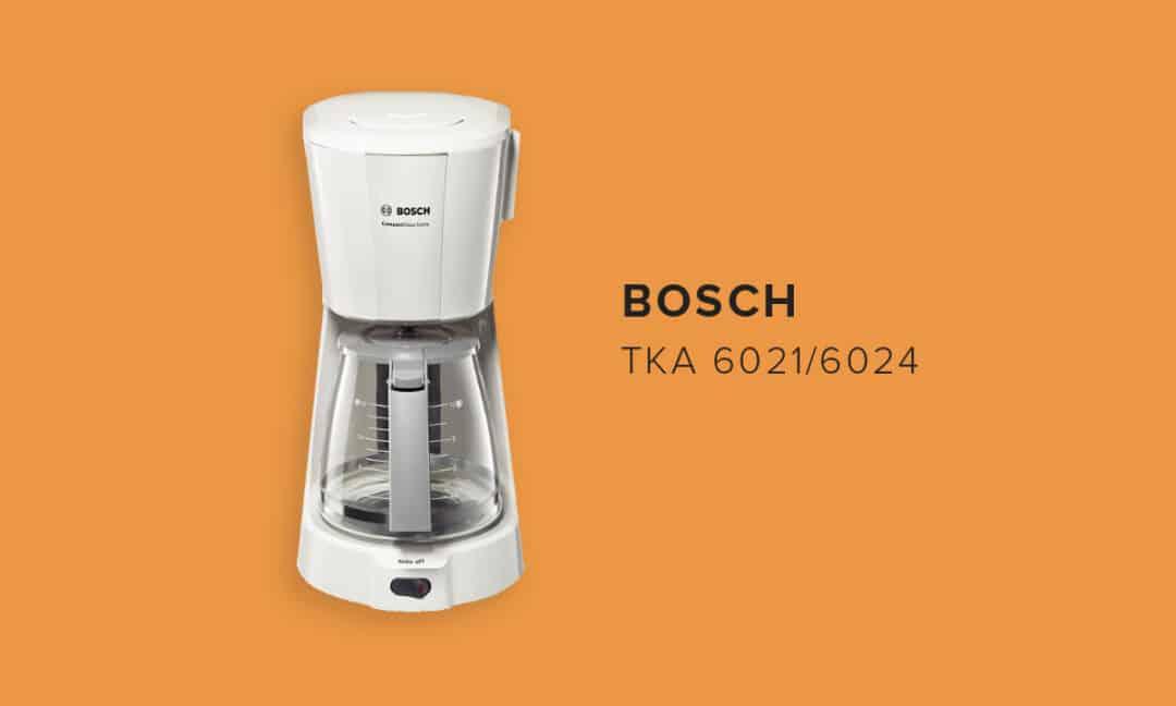 Отличная кофеварка с капельной системой для офиса Bosch TKA 6021/6024