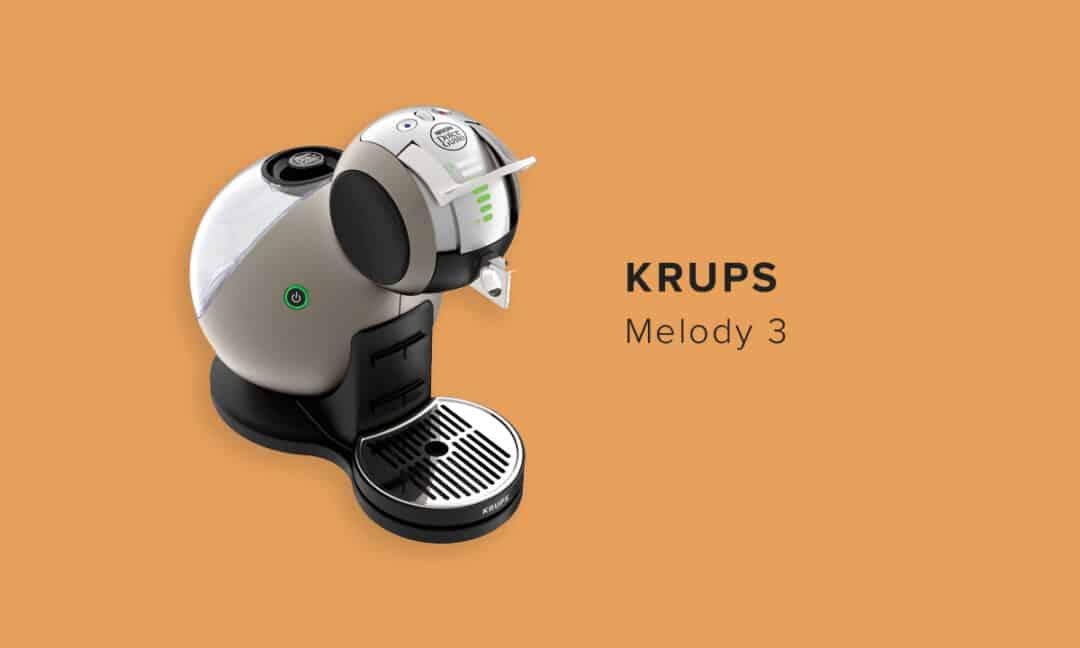 Melody III отKrups
