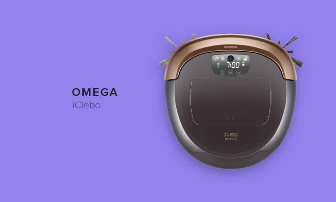 Модель робота Omega