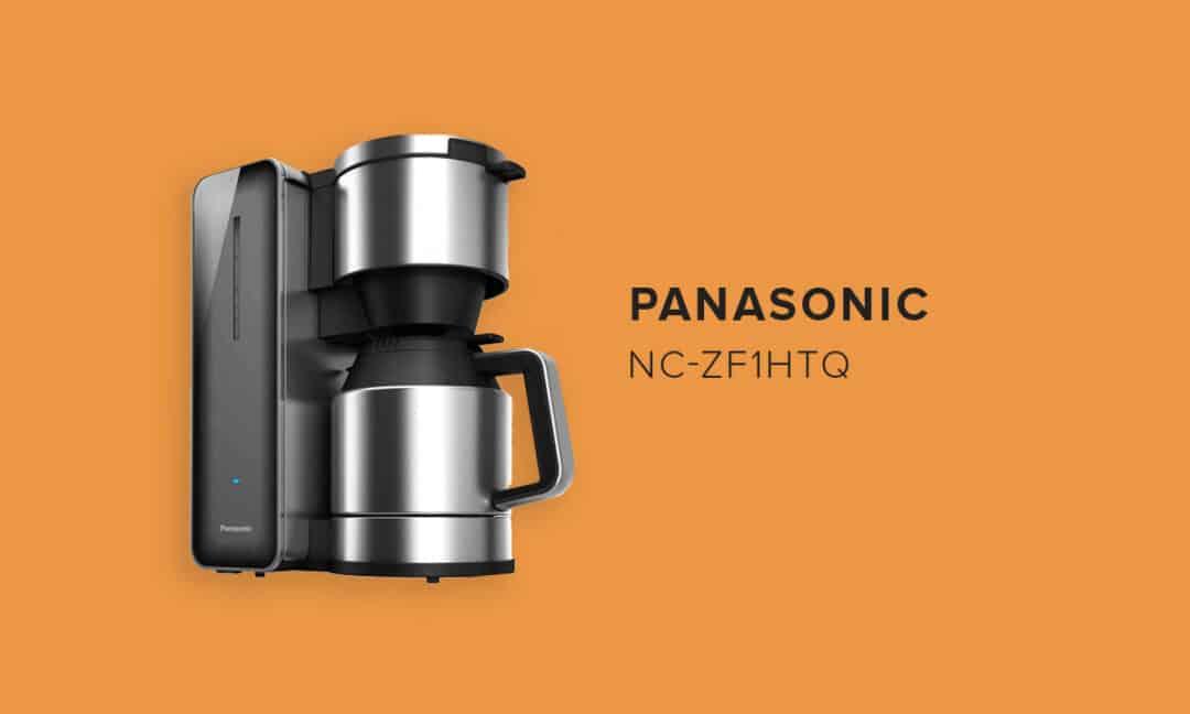 Капельная кофеварка для дома Panasonic NC-ZF1HTQ
