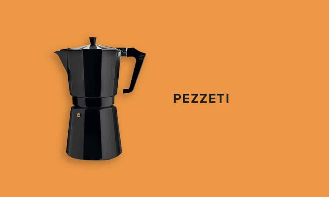 Кофеварка для индукционных плит Pezzeti