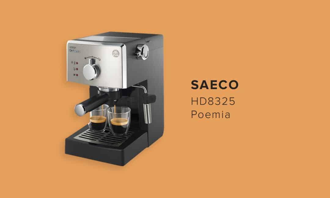 Кофеварка рожковая Philips Saeco HD8325 Poemia