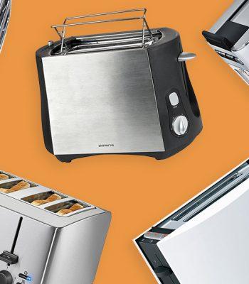 ТОП-5 лучших моделей и производителей тостеров