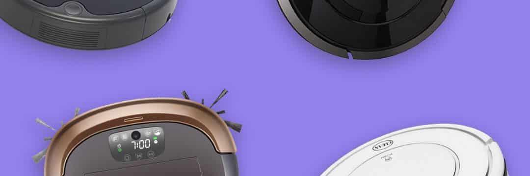 ТОП-8 лучших моделей роботов-пылесосов для дома