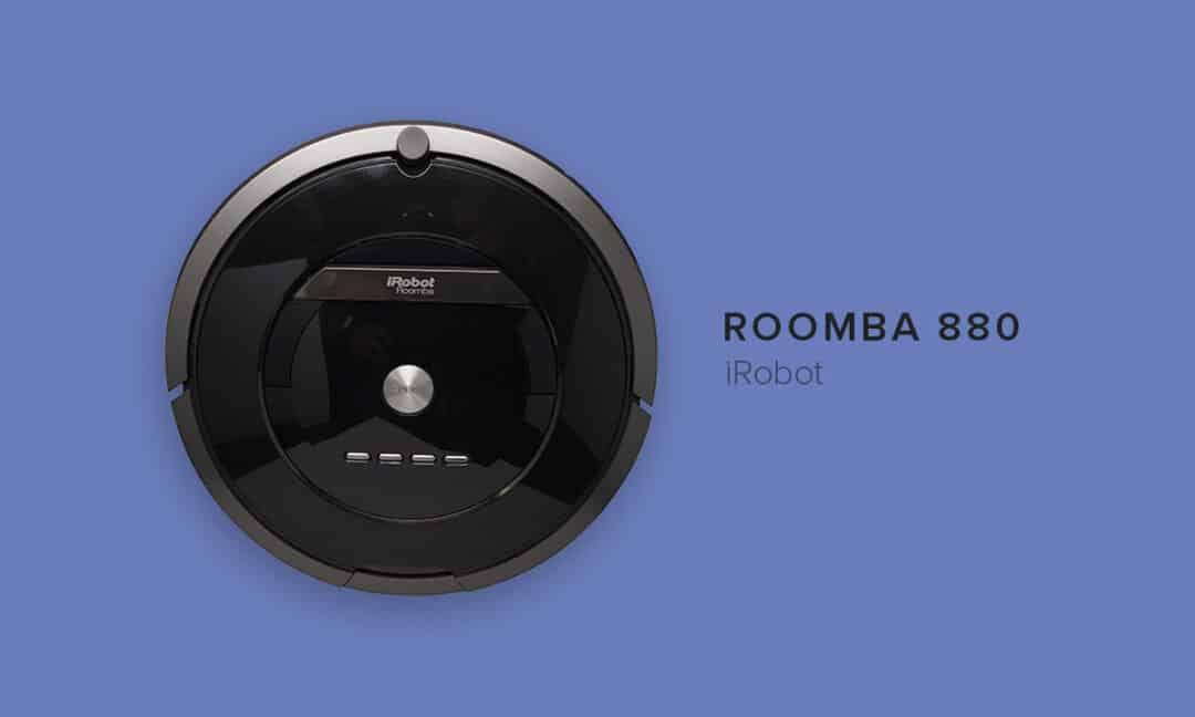 Модель Roomba 880