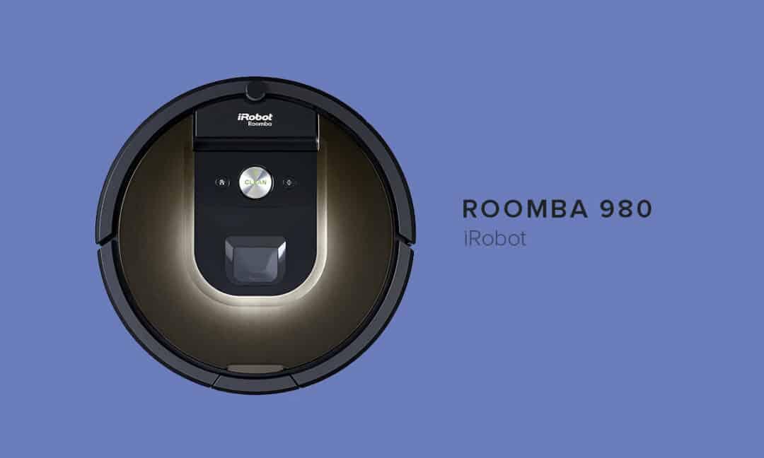 Робот-пылесос Roomba 980