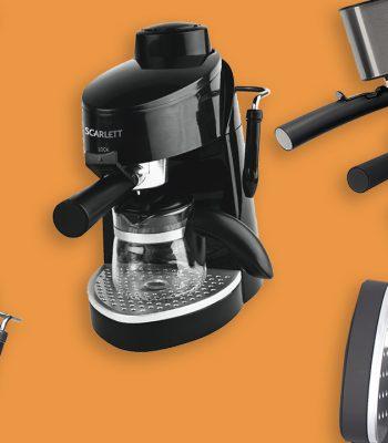 ТОП-10 лучших рожковых кофеварок для дома
