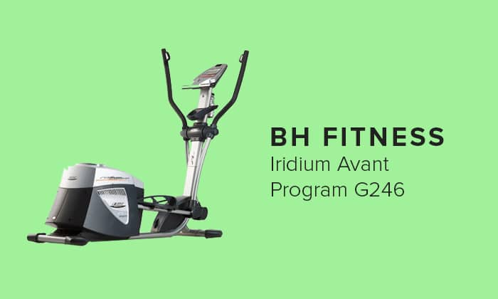 BH Fitness Iridium Avant Program G246