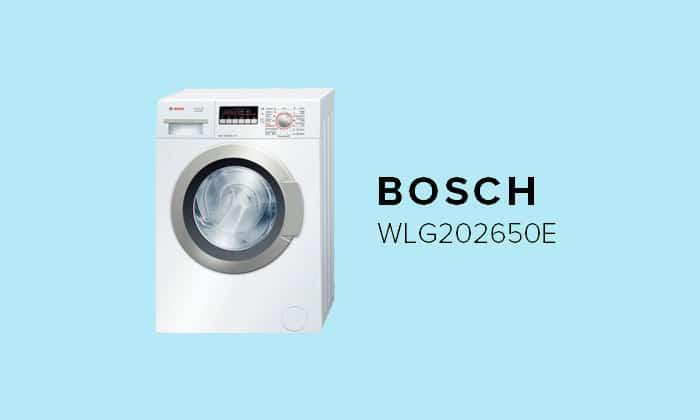 Bosch WLG202650E