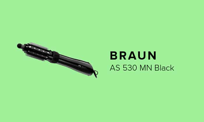 Braun AS 530 MN Black