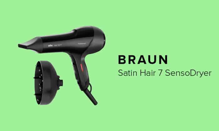 Braun — Satin Hair 7 SensoDryer