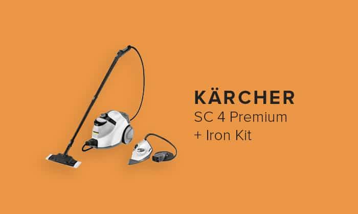 Kärcher SC 4 Premium + Iron Kit