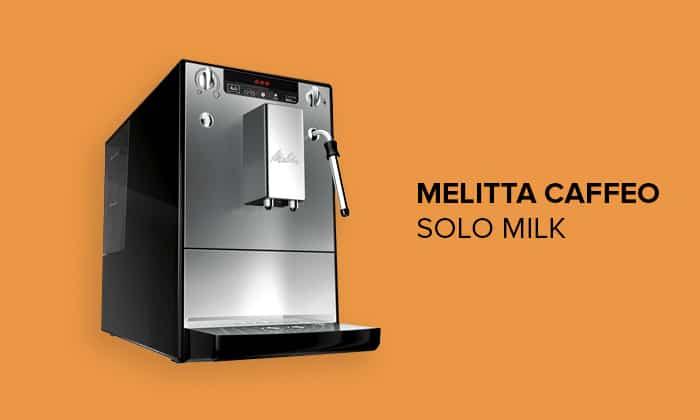 Melitta Caffeo Solo Milk