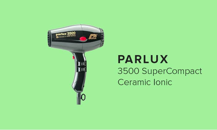 Parlux 3500 SuperCompact Ceramic Ionic