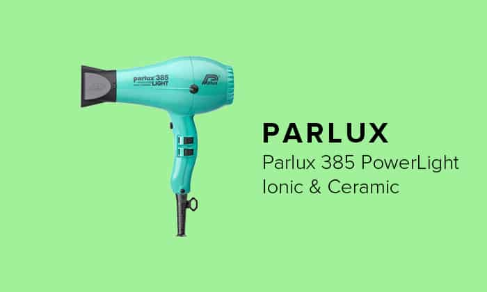 Parlux 385 PowerLight Ionic & Ceramic