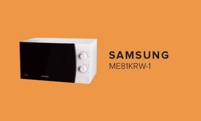 Samsung ME81KRW-1