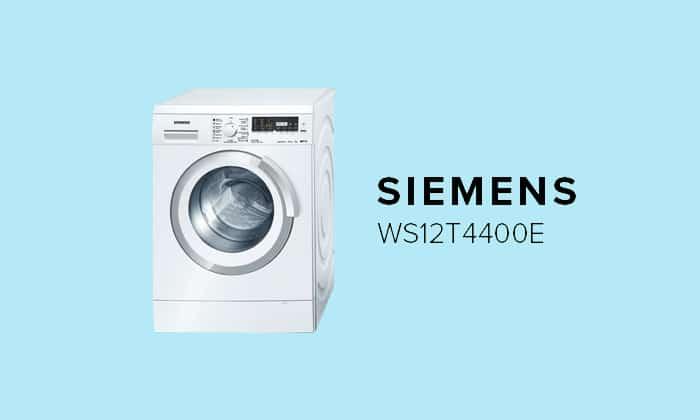 Siemens WS12T4400E