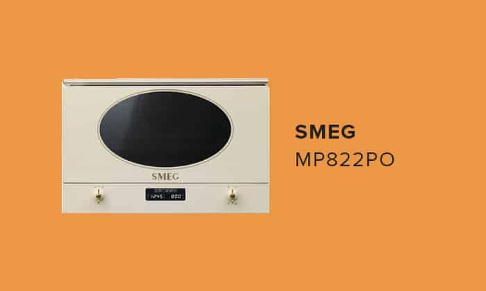 Микроволновка Smeg MP822PO