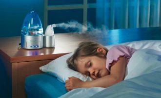 Увлажнитель воздуха для новорождённых