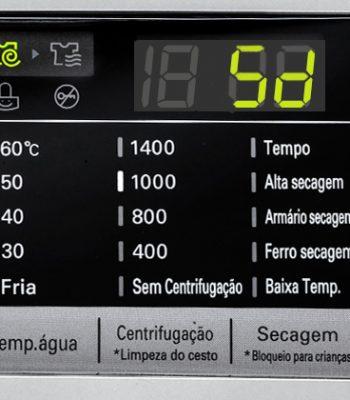 Ошибка 5d на дисплее стиральной машины Samsung