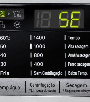 Что означает ошибка 5E, E5, SE в стиральной машине Samsung