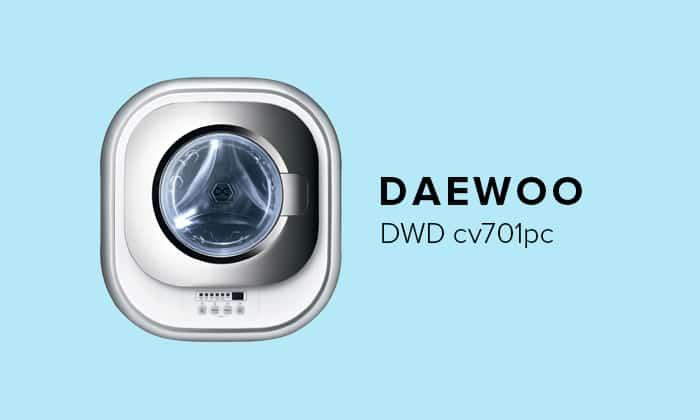 Daewoo Electronics DWD cv701pc