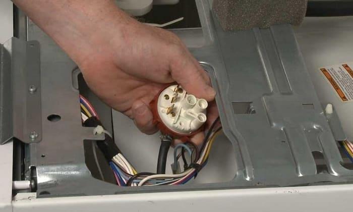 Ремонт прессостата стиральной машины lg своими руками
